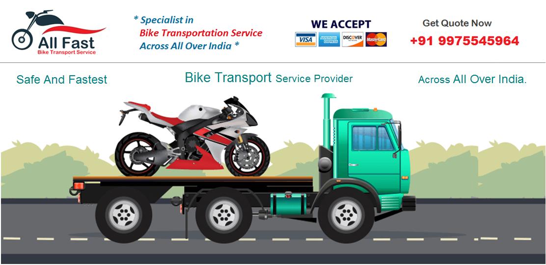 All Fast Bike Transport Pune
